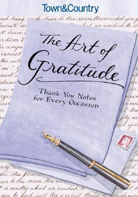 Town & Country the Art of Gratitude