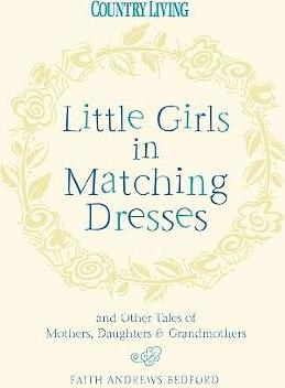 Little Girls in Matching Dresses