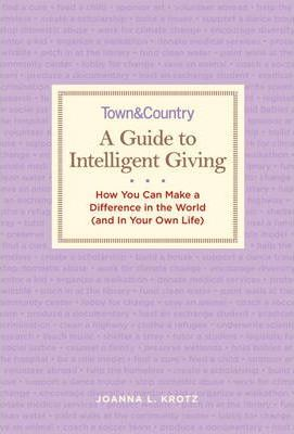 Guide to Intelligent Giving