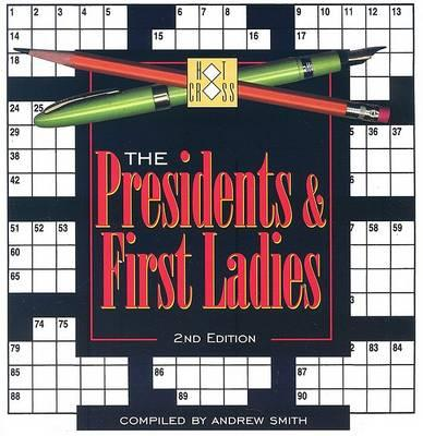 The President & First Ladies Crossword