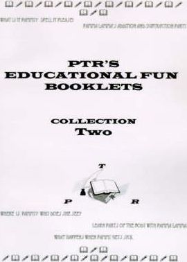 PTR's Educational Fun Booklets