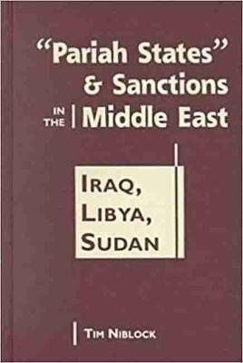 Pariah States and Sanctions in the Middle East