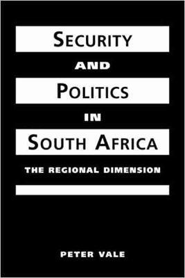 Security and Politics in South Africa