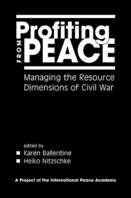 Profiting from Peace