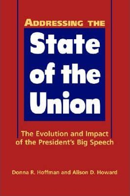 Addressing the State of the Union