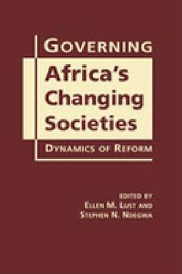 Governing Africa's Changing Societies