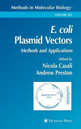 E. coli Plasmid Vectors