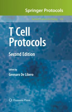 T Cell Protocols: T Cell Protocols Preliminary Entry 2150