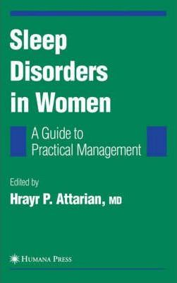 Sleep Disorders in Women - from Menarche Through Pregnancy to Menopause