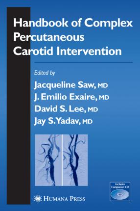 Handbook of Complex Percutaneous Carotid Intervention