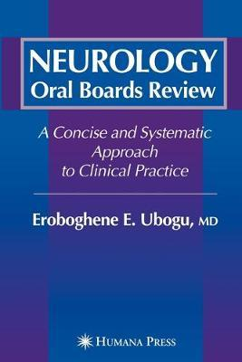 Neurology Oral Boards Review