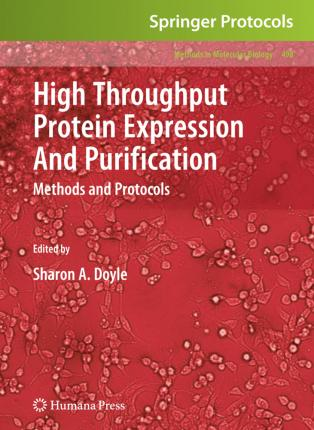 High Throughput Protein Expression and Purification 2009: Preliminary Entry 2078