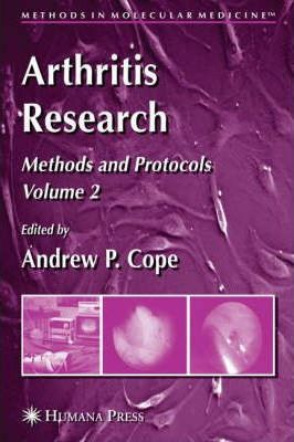Arthritis Research: Methods and Protocols v. 2