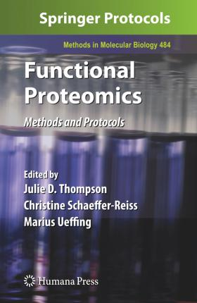 Functional Proteomics: Preliminary Entry 2036