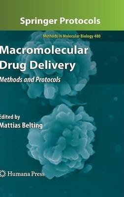 Macromolecular Drug Delivery 2009: Preliminary Entry 1989