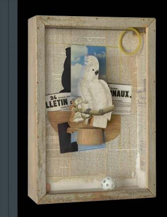 Birds of a Feather - Joseph Cornell's Homage to Juan Gris
