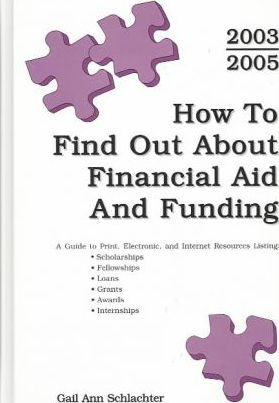 How to Find Out about Financial Aid Funding