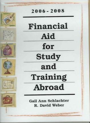 Financial Aid for Study and Training Abroad 2006-2008