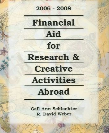 Financial Aid for Research & Creative Activities Abroad