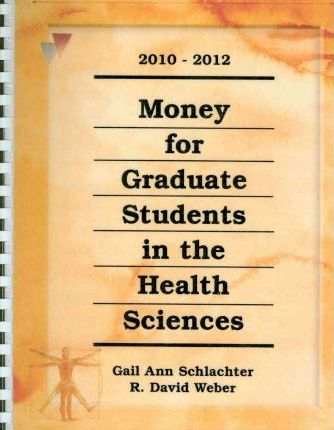 Money for Graduate Students