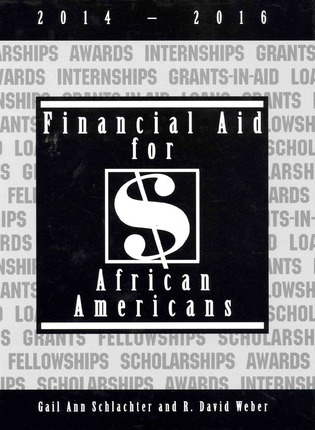 Financial Aid for African Americans 2014-2016