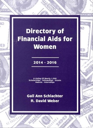 Directory of Financial AIDS for Women 2014-2016