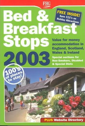 B&b Stops in England, Scotland & Wales