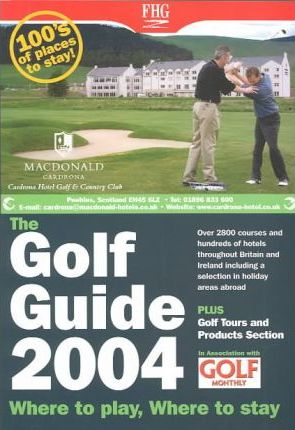 Golf Guide Britain & Ireland 2004