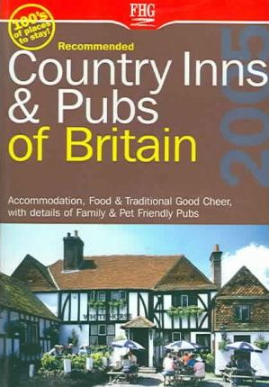 Recommended Country Inns & Pubs 2005