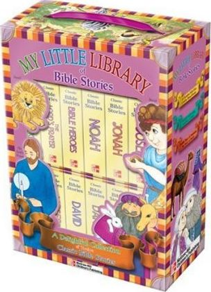 My Little Library of Bible Stories