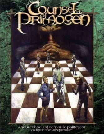 Counsel of Primogen Cover Image