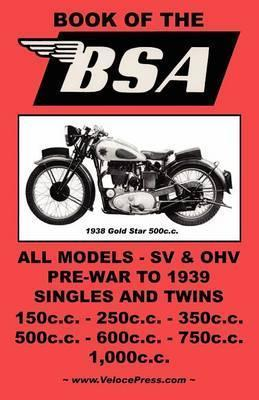 the book of the bsa an owners workshop manual for w haycraft rh bookdepository com Royal Enfield Manual Owners Manual Cover