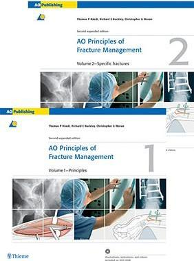 Ao Principles of Fracture Management, Books and DVD
