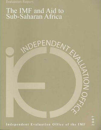 The IMF and Aid to Sub-Saharan Africa, 1999-2005