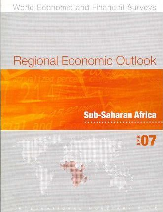 Regional Economic Outlook: Regional Economic Outlook Improved Performance, Policies and Prospects, But Insufficient Traction Toward the Millennium Development Goals Improved Performance, Policies and Prospects, But Insufficient Traction Toward the Millennium Development Goals