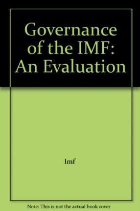 Governance of the IMF