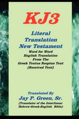 literal translation new testament-oe-kj3