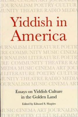 The Oys of Yiddish  Essays on Yiddish Culture in America