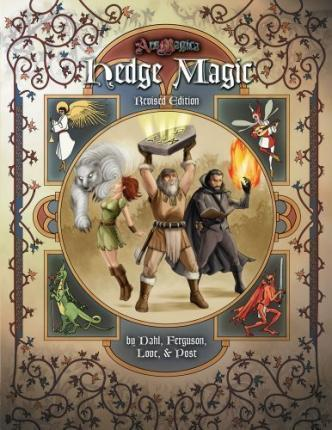 HEDGE MAGIC REVISED EDITION Cover Image