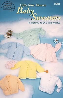 Gifts from Heaven Baby Sweater