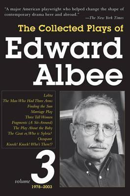 The Collected Plays of Edward Albee 1979-2003