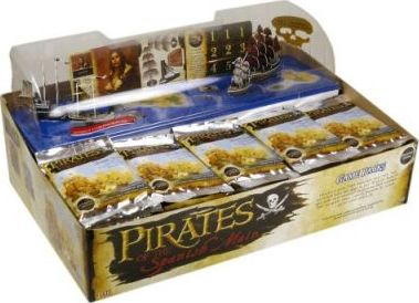 Pirates of the Spanish Main Constructible Strategy Game