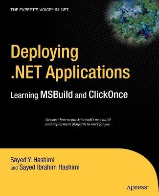 Deploying .NET Applications