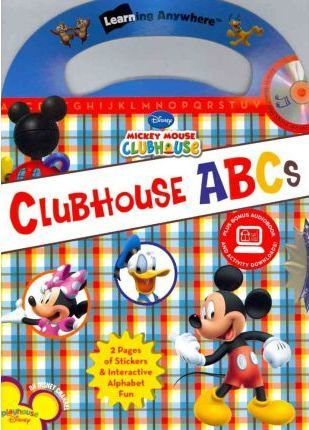 Mickey Mouse Clubhouse ABC's