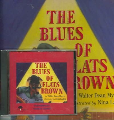 Blues of Flats Brown, the (1 Paperback/1 CD)