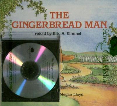Gingerbread Man The 1 Paperback1 Cd Eric A Kimmel 9781591127857