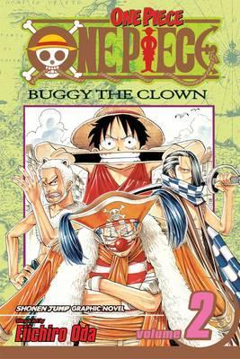 One Piece: One Piece, Vol. 2 Buggy the Clown v. 2