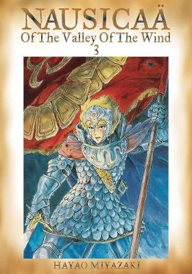 Nausicaa of the Valley of the Wind, Vol. 3 Cover Image