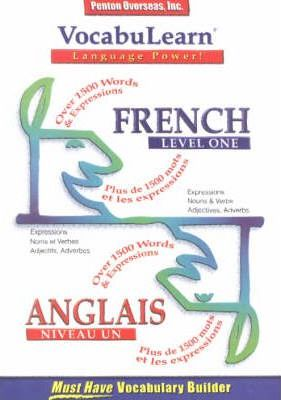 VocabuLearn French/English: Level 1