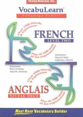 VocabuLearn French/English: Level 2